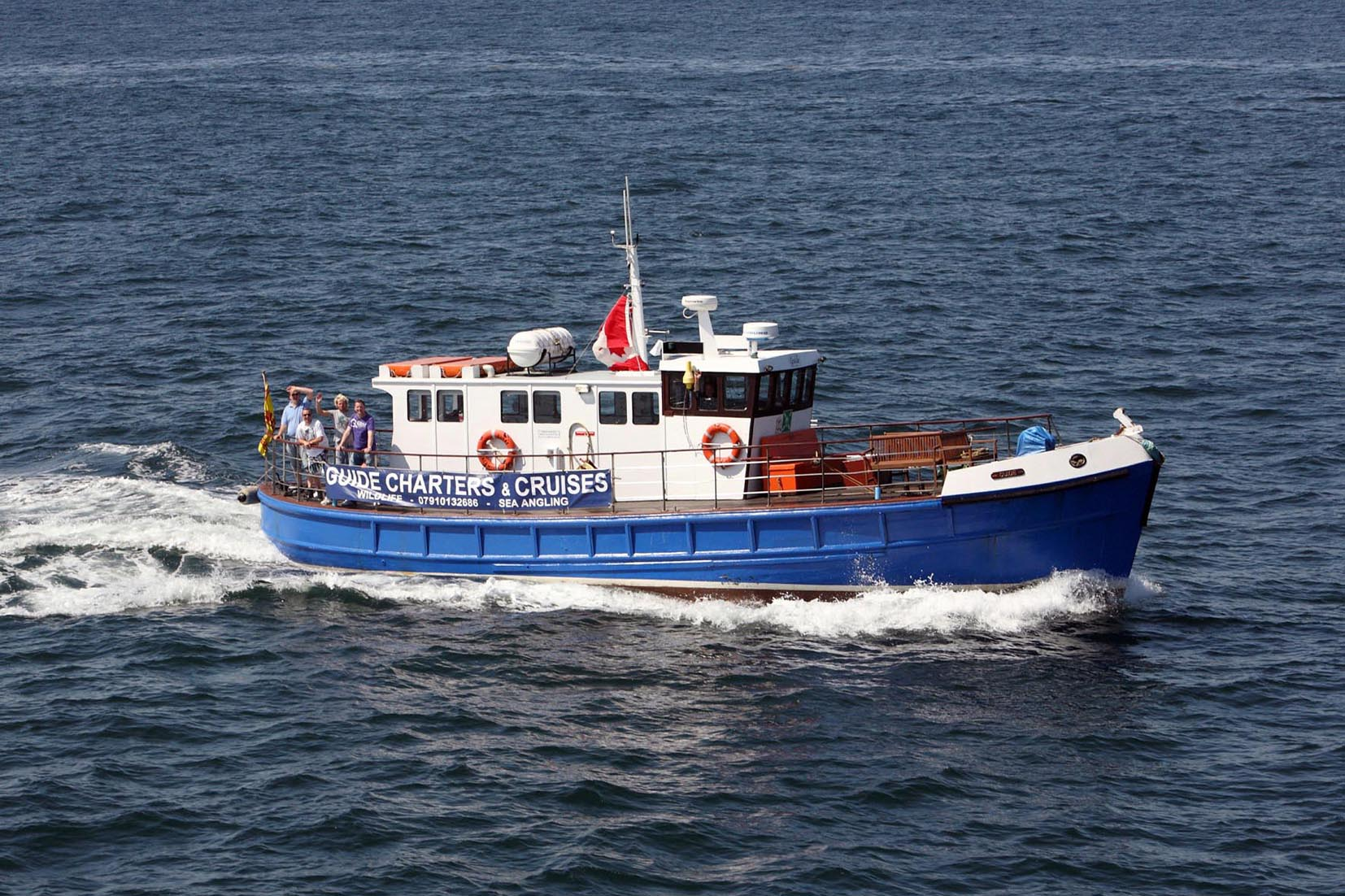 Guide, based in Fraserburgh
